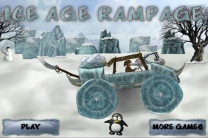 Ice age rampage. Flash игры