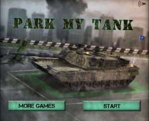 Park my tank игры гонки машины онлайн