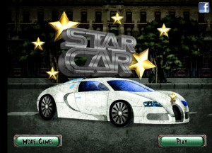 Star car. 