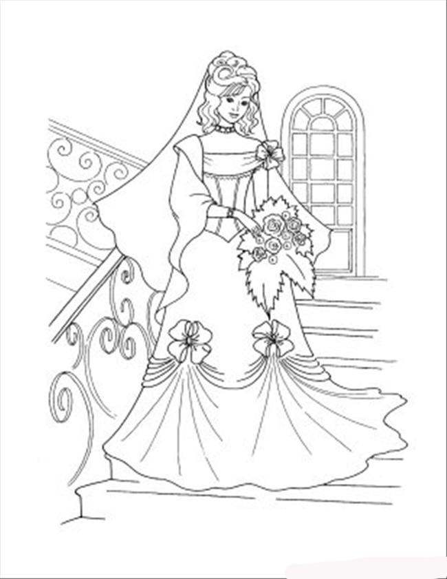 Принцесса с букетом принцессы диснея