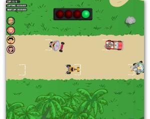 Игры для мальчиков гонки foofa race игры