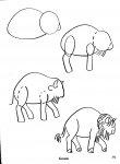 Как научиться рисовать диких животных