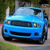Ford Mustang. Flash игры