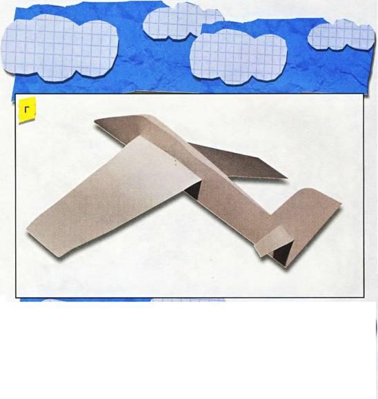 Материалы и инструменты: лист плотной бумаги карандаш и ножницы.  Подробнее: Самолёт - поделки своими руками.