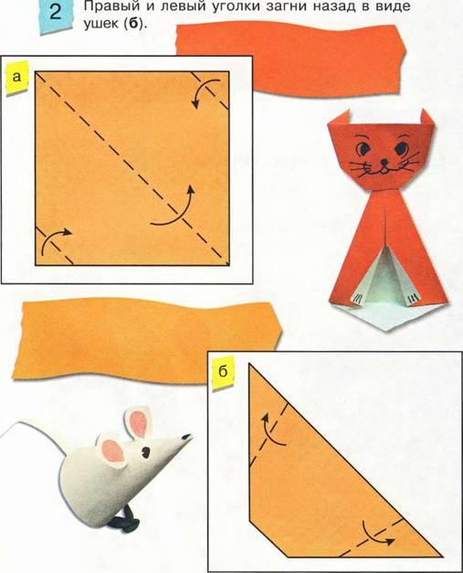 Как самому сделать поделки из бумаги