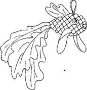 Картинки из шишек для детей нарисованные, для